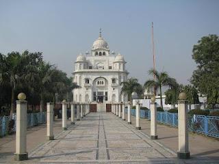 Rakab-Ganj-Sahib-Gurudwara