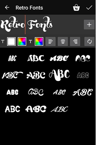 Download PicsArt Paid Fonts For Free - 3 | Ξffɘcts Fʌŋtʌsy
