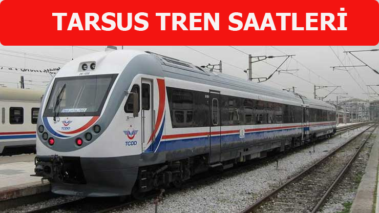 TARSUS TREN SAATLERİ