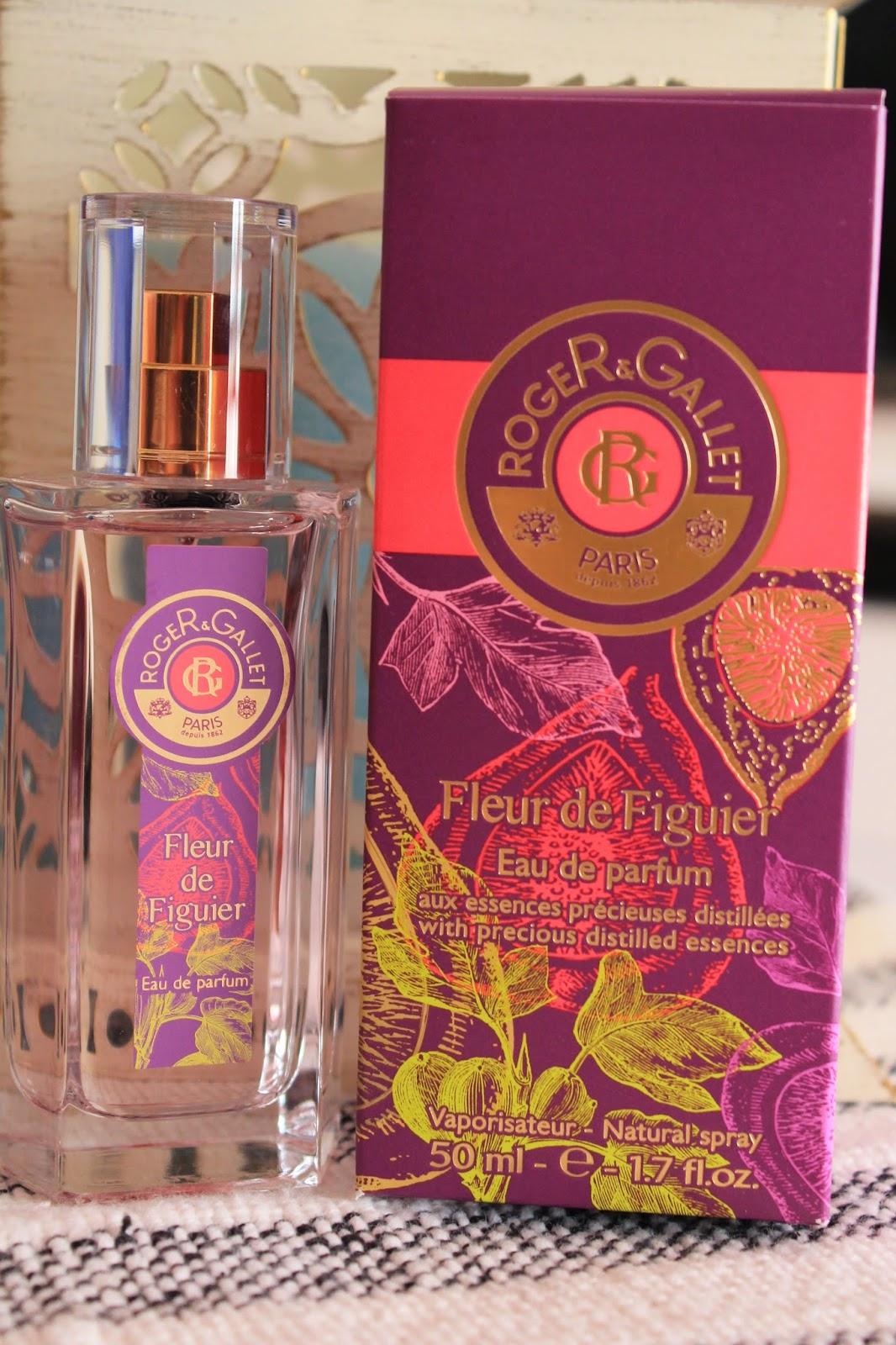 My Sweet Valentine Roger Gallet Fleur De Figuier Eau De Parfum