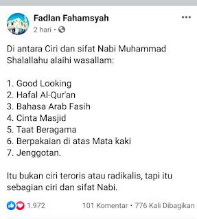 Ustadz Fadlan Fahamsyah