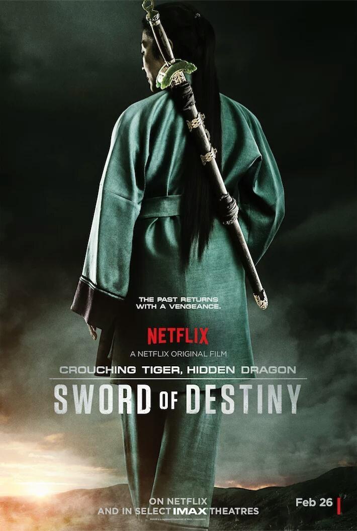 Ver Descargar Tigre y dragón 2 La espada del destino hd 2016