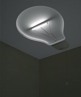 Diseño de lampara para la habitación