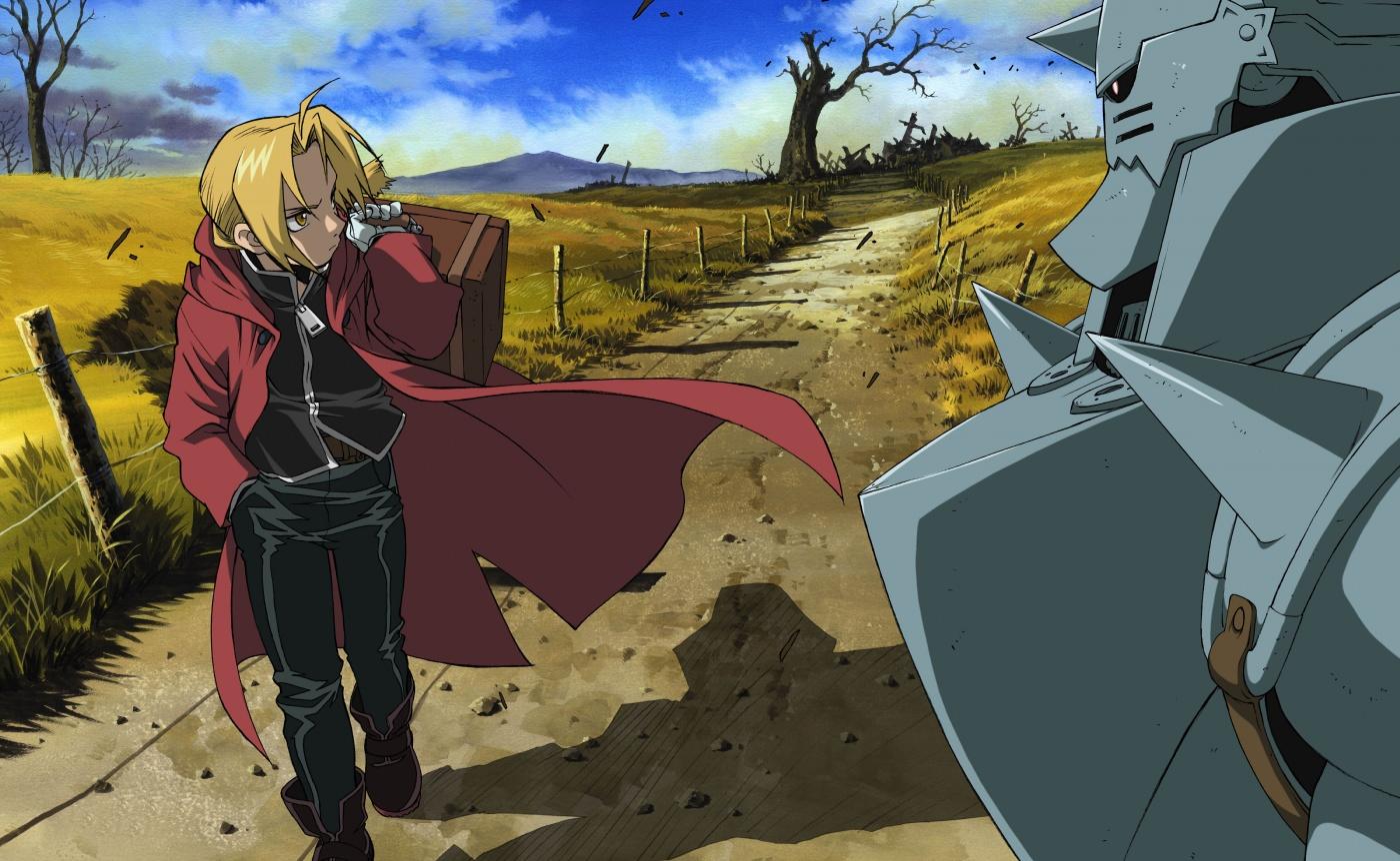 Fullmetal Alchemist Wallpaper Animes Online