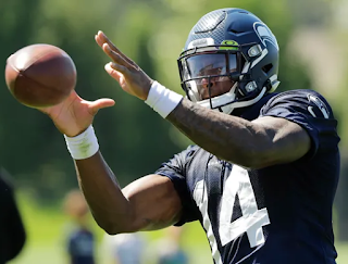 Injury Updates from Seahawks
