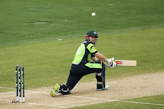Ireland vs PNG 2nd T20I 2016 Highlights