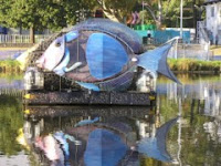 72 BIG Fish from the 2006 Commonwealth Games | Blue Tang