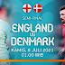 Prediksi Bola Inggris vs Denmark – EURO 2020 08 Juli 2021
