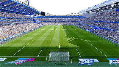 PES 2020 Stadium Stamford Bridge by MJTS & Arthur Torres