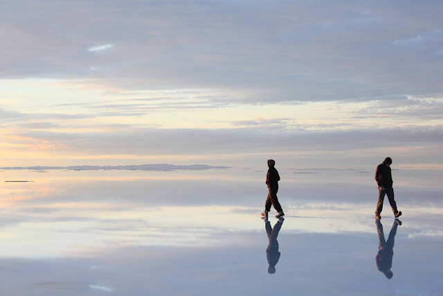 Salar De Uyuni in the Potosí and Oruro departments: Bolivia 8 Places to Visit Before You Die
