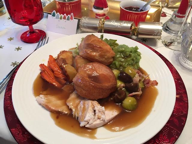 Christmas Day Dinner 2016