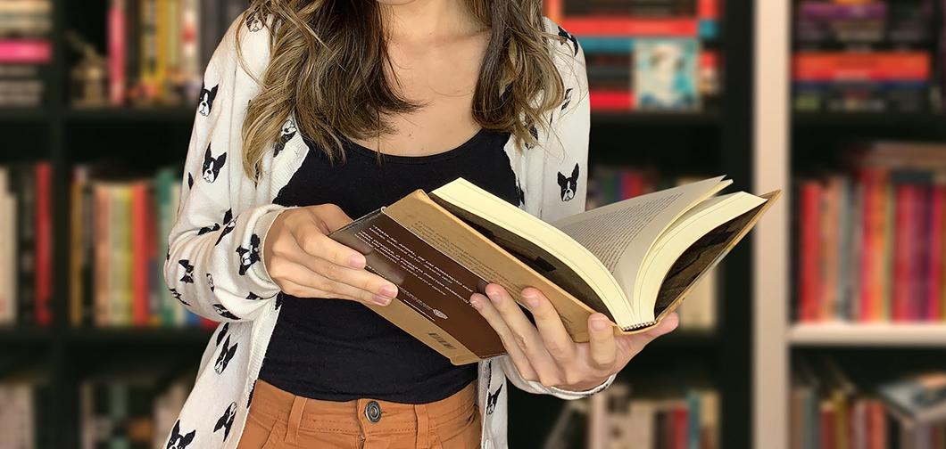 Meus hábitos de leitura