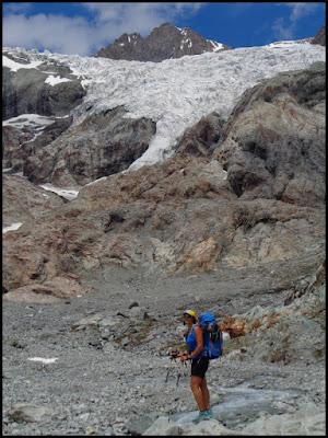 Barre des Écrins, Alpes