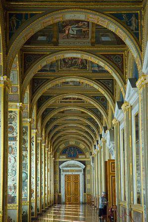Museum Hermitage, Saint Petersburg
