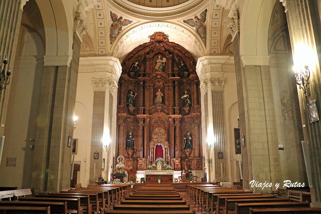 Iglesia de Nuestra Señora de la Calle, Palencia