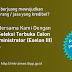 6 Jabatan Eselon III Kosong, LKPP Cari PNS yang Concern Dalam Pengadaan Barang/Jasa