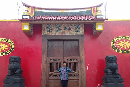 Keharmonisan dalam Akulturasi Masyarakat Tionghoa dan Jawa di Lasem
