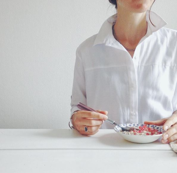 porridge sans gluten amande