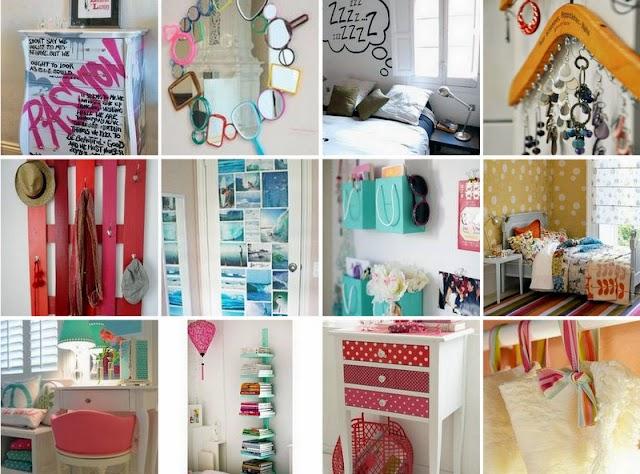 100+ Iδέες για Νεανικά δωμάτια Κοριτσιών