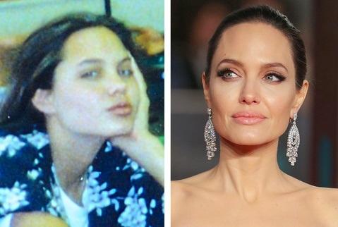 Angelina Jolie (Imagem: Reprodução/Incrível)