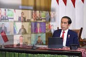 Presiden Jokowi: Ketahanan Kesehatan Global Rapuh Akibat Covid-19
