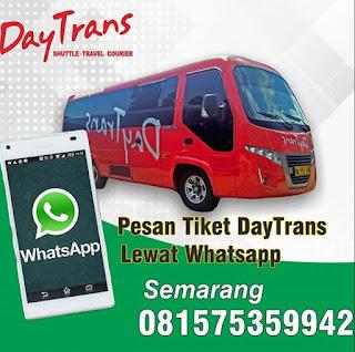 Harga Tiket Daytrans