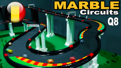 Marble race marblua one marble circuits