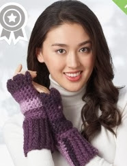 http://www.yarnspirations.com/pattern/crochet/fingerless-gloves-0