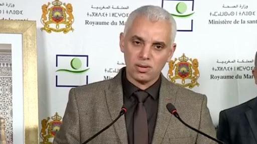 """وزير الصحة : معدل انتشار فيروس """"كورونا"""" نزل تحت 1 في بعض جهات المملكة"""
