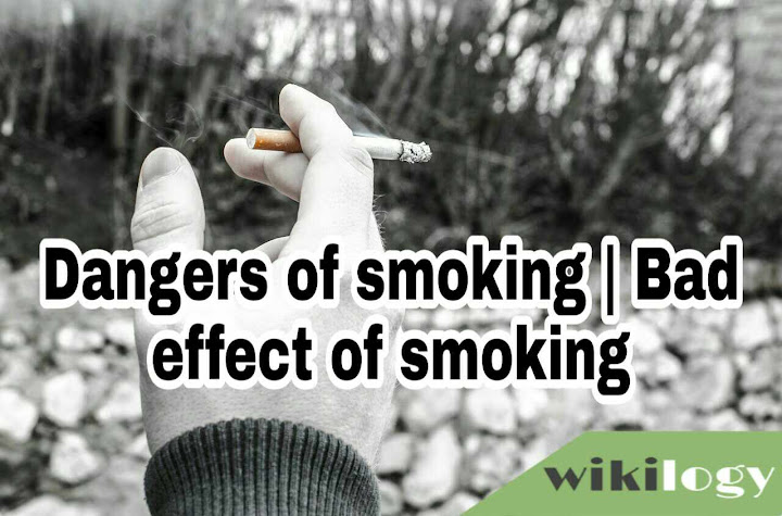 Dangers of Smoking Paragraph, Bad Effect of Smoking Paragraph