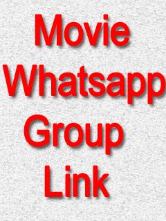 30+ Movie Whatsapp Group Link