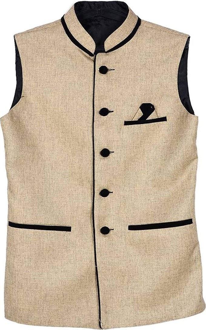 Men's Cotton Nehru Jackets