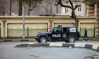 Egypt raises security level to maximum alert