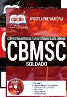 Apostila Concurso bombeiro SC 2017 PDF (download) e Impressa