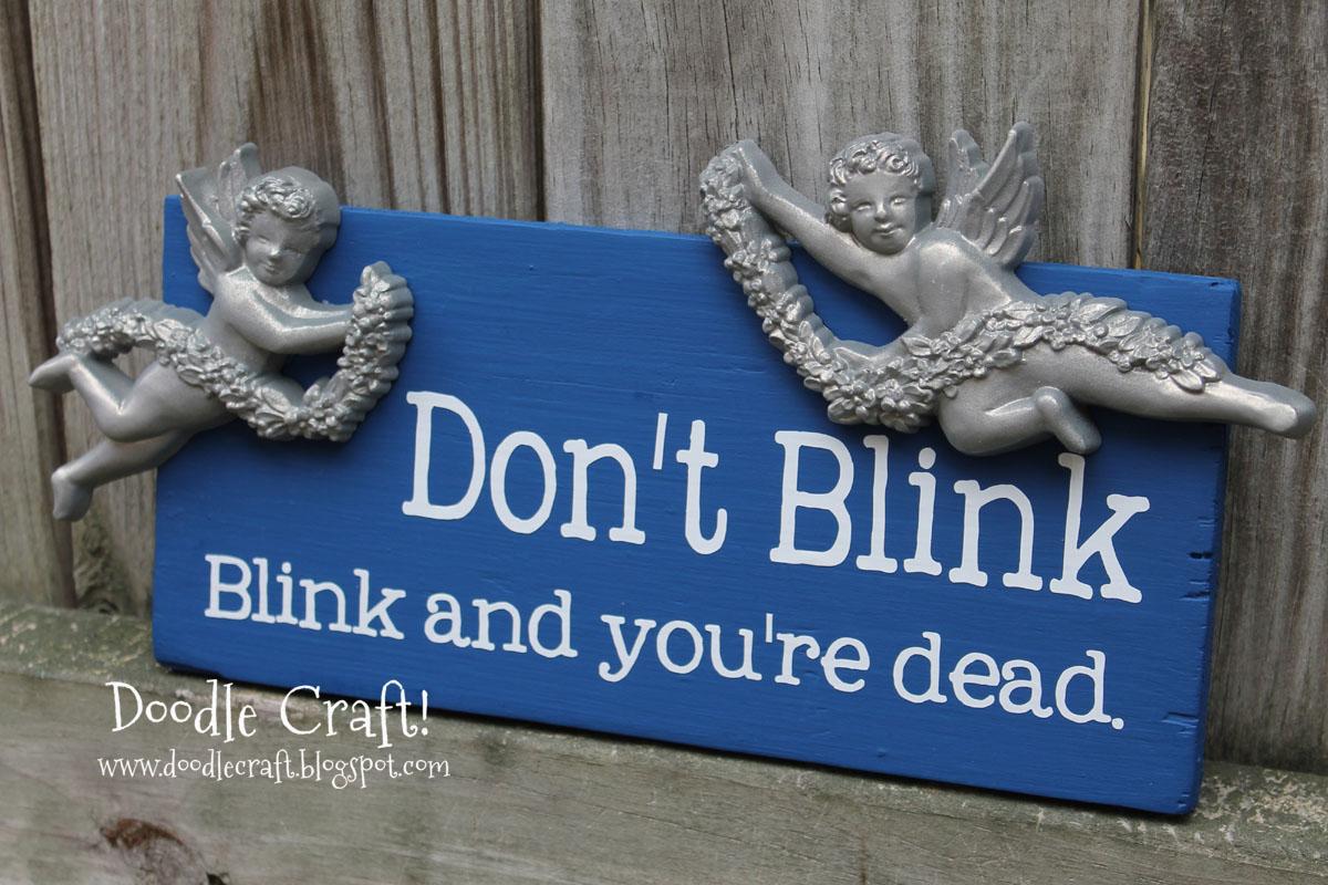 Dont Blink David Tennant