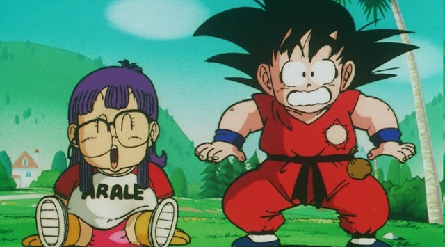 Dragon Ball Arale