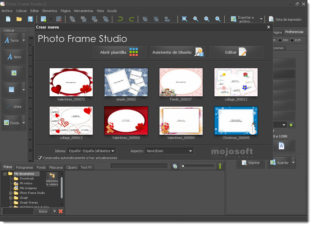 mojosoft photo frame studio v2.87 multi