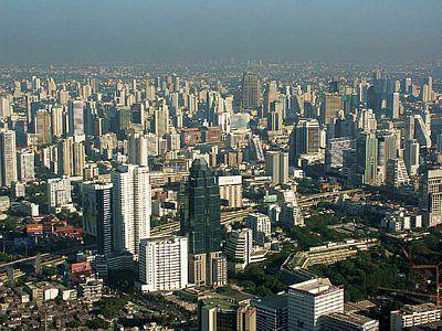 Bangcoc, a Capital da Tailândia