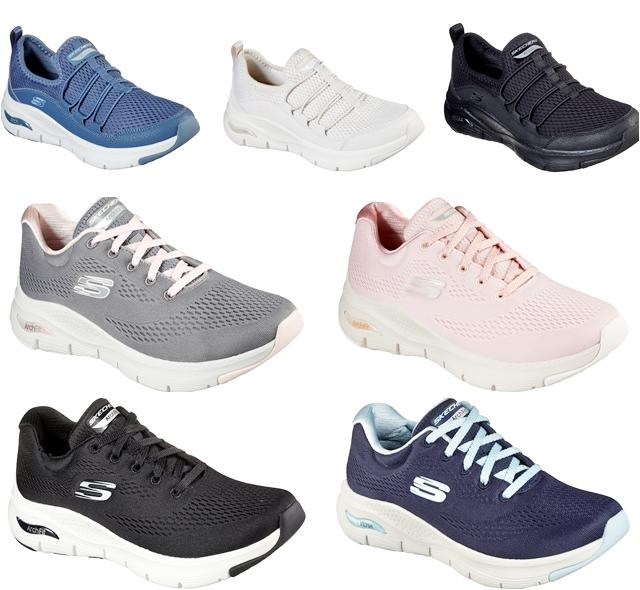 MODA & BELEZA: Conheça as novas cores de Arch Fit, linha da Skechers que combina tecnologias para o conforto dos pés o dia todo