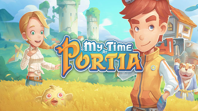 My Time At Portia PC Game Download