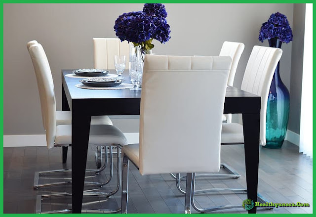 Choose the right table and chair dining room