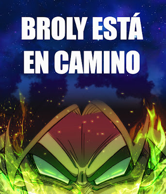 Dragon Ball Super: Broly""