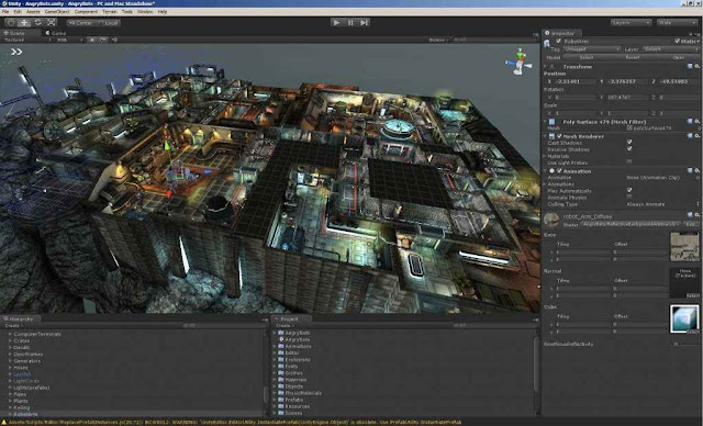 Unity Pro 2018.2 5f1 Plus Addons & Support File