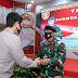 Kunjungi Polda Kalsel, Pangdam VI/Mulawarman Disematkan Baret Bintang 2 dan Tongkat Komando serta Piagam Komandan Kehormatan Harkamtibmas