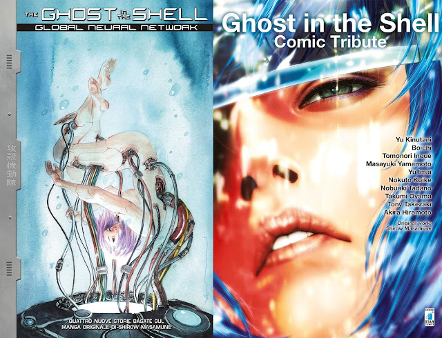 GHOST IN THE SHELL: GLOBAL NEURAL NETWORK GHOST IN THE SHELL COMIC TRIBUTE