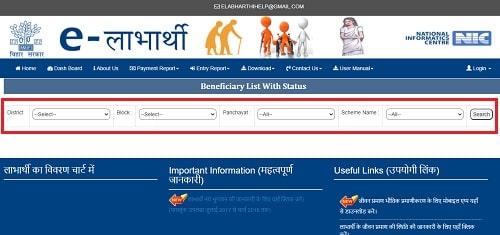 Mukhyamantri Vridhjan Pension yojana Bihar