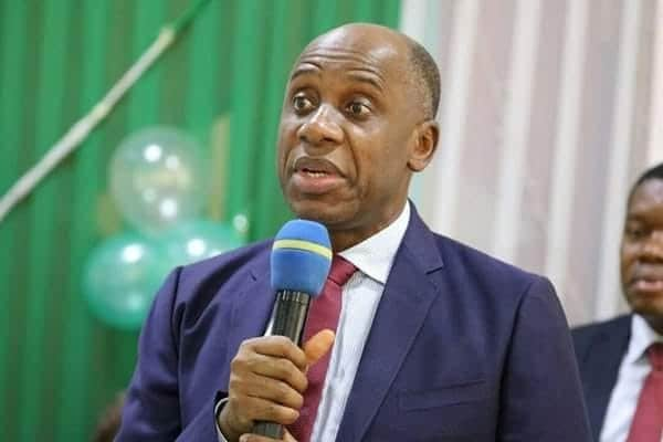 Rotimi Amaechi pleads Nigerians for non functioning of Moniya railway project in Ibadan