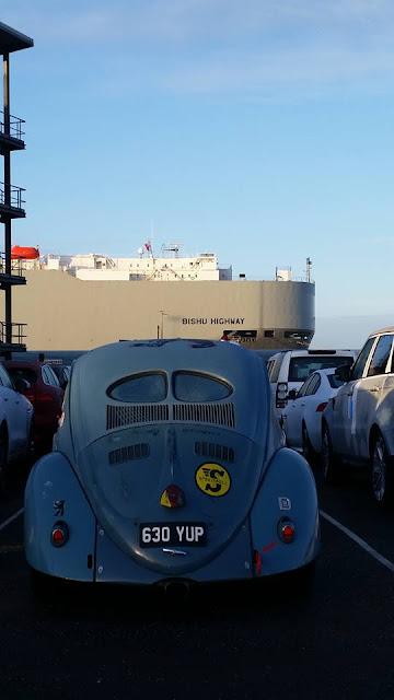 Oldtimer Oldspeed Club VW