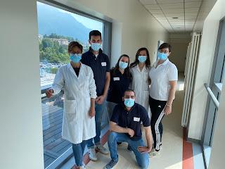 Team scuola  Covid -19 ULSS Dolomiti