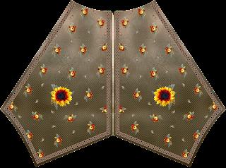 Crop Top Skirt Front 2476